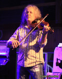 Railroad Earth's Tim Carbone sits in with Brokedown in Bakersfield