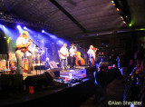 Railroad Earth's late night set, High Sierra Music Hall. Set started at 1:45 a.m.