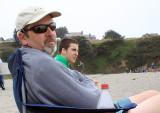 Tim & Logan, Caspar Beach