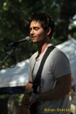 KZFR-FM songwriter winner Trent Smith - Oak Grove Stage