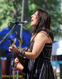 KZFR-FM songwriter winner Lisa Valentine - Oak Grove Stage