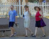 Patrick, Susan, and Betsy
