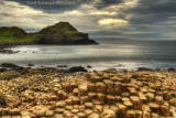 Last Light On The Giant's Causeway.jpg