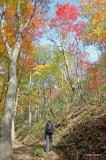 Rich on Rich Mountain Trail