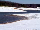 Sardis Lake - 1-13-11.