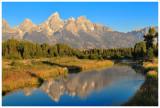 Snake River & the Grand Tetons