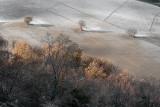 2010  December, first snow on Pesaro's hills