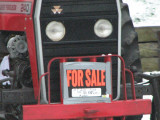 on the auction block
