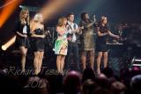 Finale filles,  Variété - 9, 18 mars 2012