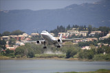 The AEGEAN AIRBUS 320-232 (cn3753) reg.SX-DVU Take off