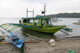 Our boat for the Tablas-Panay transfer