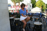 Whistle Bar Balcony,Key West