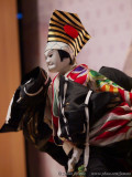 Puppetry performance,  (人形浄瑠璃 / Ningyou Jyou-ru-ri)