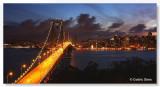 Baybridge & San Francisco skyline