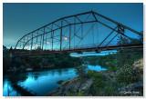 Folsom's Historic Truss Bridge