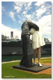 Famous Navy Kiss San Diego 2011