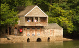 Francis Drakes's boathouse