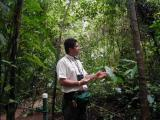 our guide, Humberto