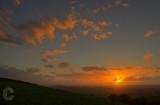 Sunset at Raddon