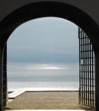 A gateway to the lake