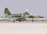 F-5E 73-1635 VNAF Scheme 64th Aggressor Squadron - 1979