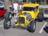 25 T bucket roadster