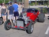 T bucket roadster
