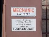 Mechanic on Duty