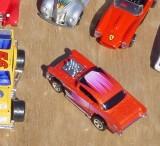 nice 57 Chevy sedan