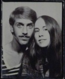 Jeff and girlfriend Chris Canestro 1970