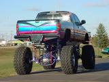 highrise pickup trucks