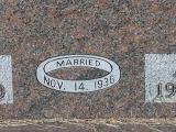 married November 14, 1936