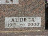 Audrea Dunn 1910 - 2000