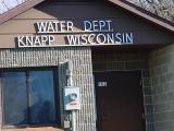 Water Department Knapp Wisconsin