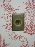 antique light switch
