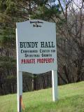 Bundy Hall, the Knapp home