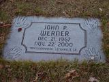John P Werner