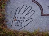 Krystal daddy's little angel