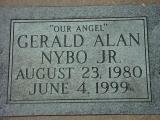 Gerald Alan Nybo Jr.08/23/80 to 06/04/1999