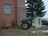 Becker Museum cannon