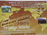 The Great Race 2008