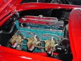 1954 Corvette motor