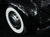1937 Cord 812 wheel