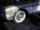 1961 Corvette wheel