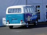 VW Van outside