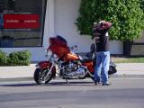 Biker Harley Davidson