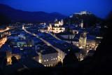 Vista desde el Mönchsberg