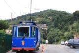 Tramvia blau al Tibidabo