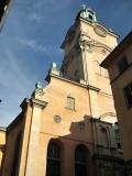 Gamla Stan (Old Town) Storkyrkan