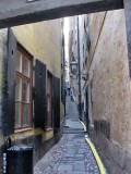 Marten Trotzigs Grand (The narrowest street in Stockholm)